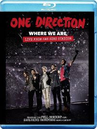 Cover One Direction - Where We Are - Live From San Siro Stadium [DVD]